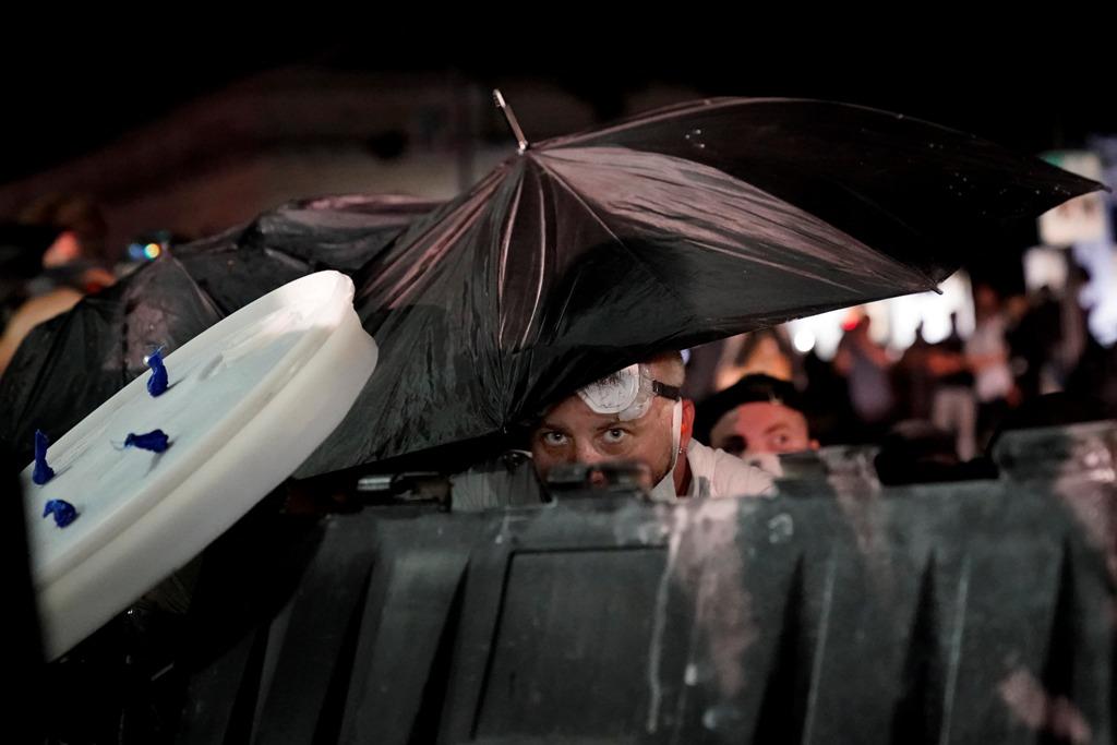 ΗΠΑ: Πυροβολισμοί κατά διαδηλωτών στο Ουισκόνσιν - Συγκλονιστικό βίντεο